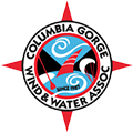Columbia Gorge Wind & Water Assoc. Logo